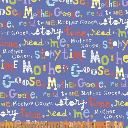 Mother Goose Tales - Words/Text