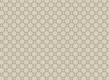 Cottage Whites - Lt Gry Circles