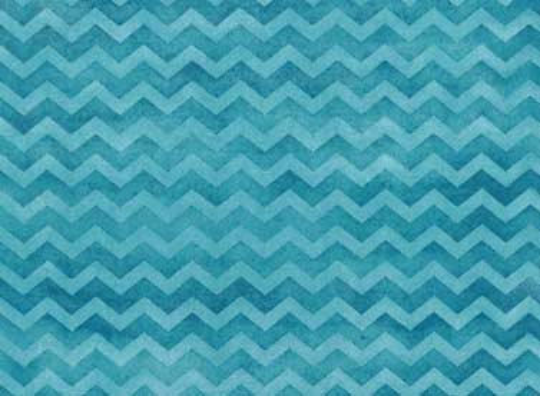 Home for You and Me - Blue Chevron