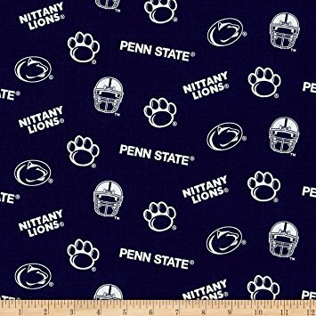College Prints - Penn State all-over