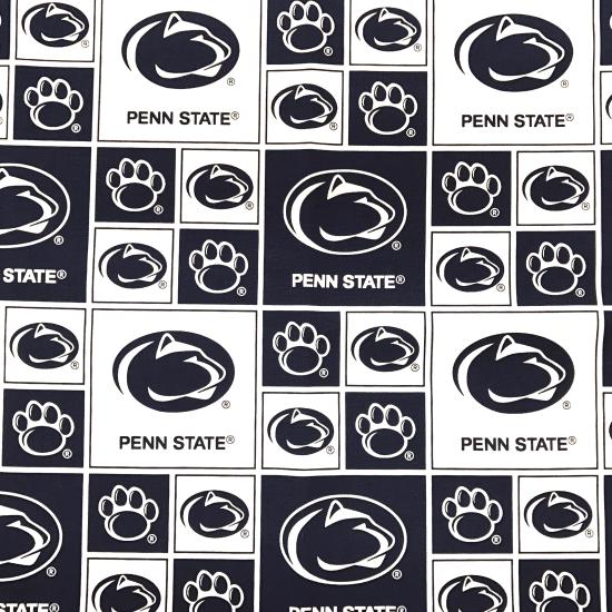 College Prints - Penn State Squares