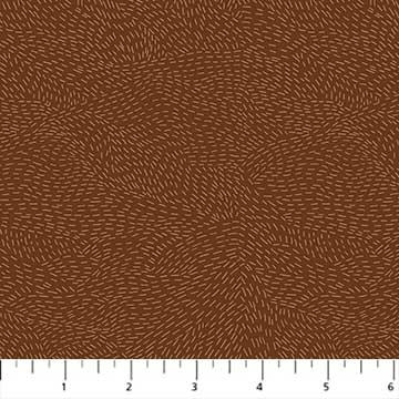Desert Wilderness - Textured Brown