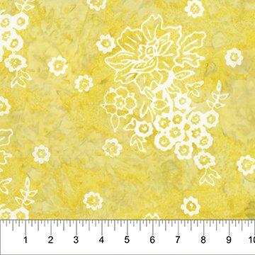 Patio Dandelion Cotton Batik