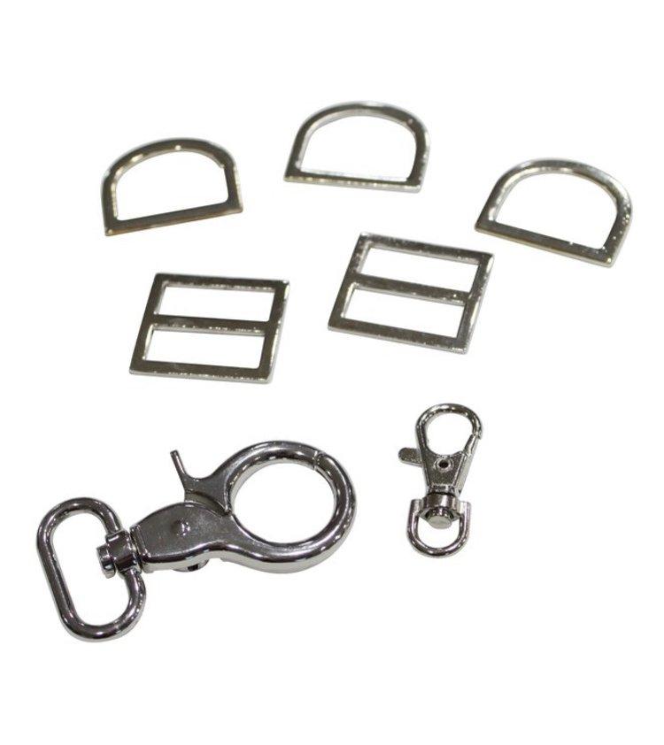 Bugsy Backpack Hardware Kit