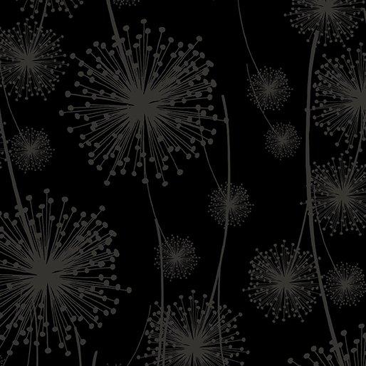 Natures Pearl -  Dandelion Shadow Black