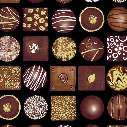 Box of Chocolates Black (Chocolicious)