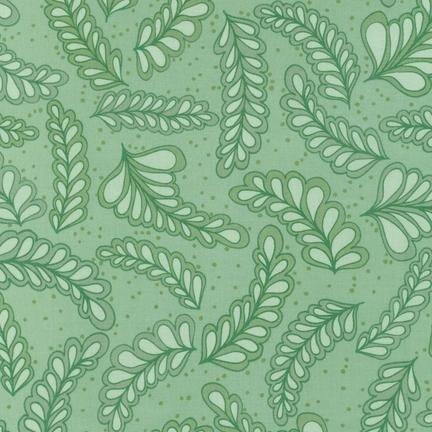 Blueprint Basics - Sage Leaves
