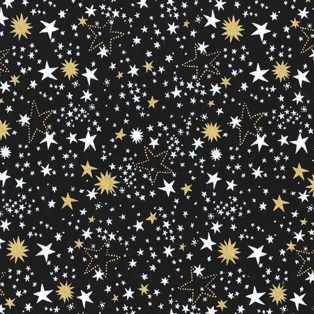Cat's Cradle - Stars Black