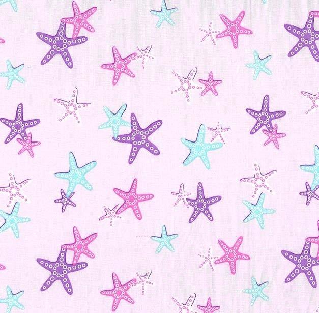 Shark Tales - Sea of Stars Pink