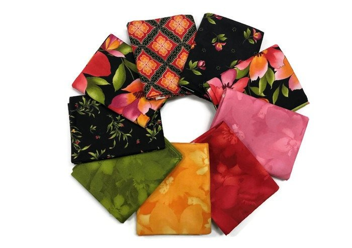 Catalina - 9 Fat Quarter Bundle