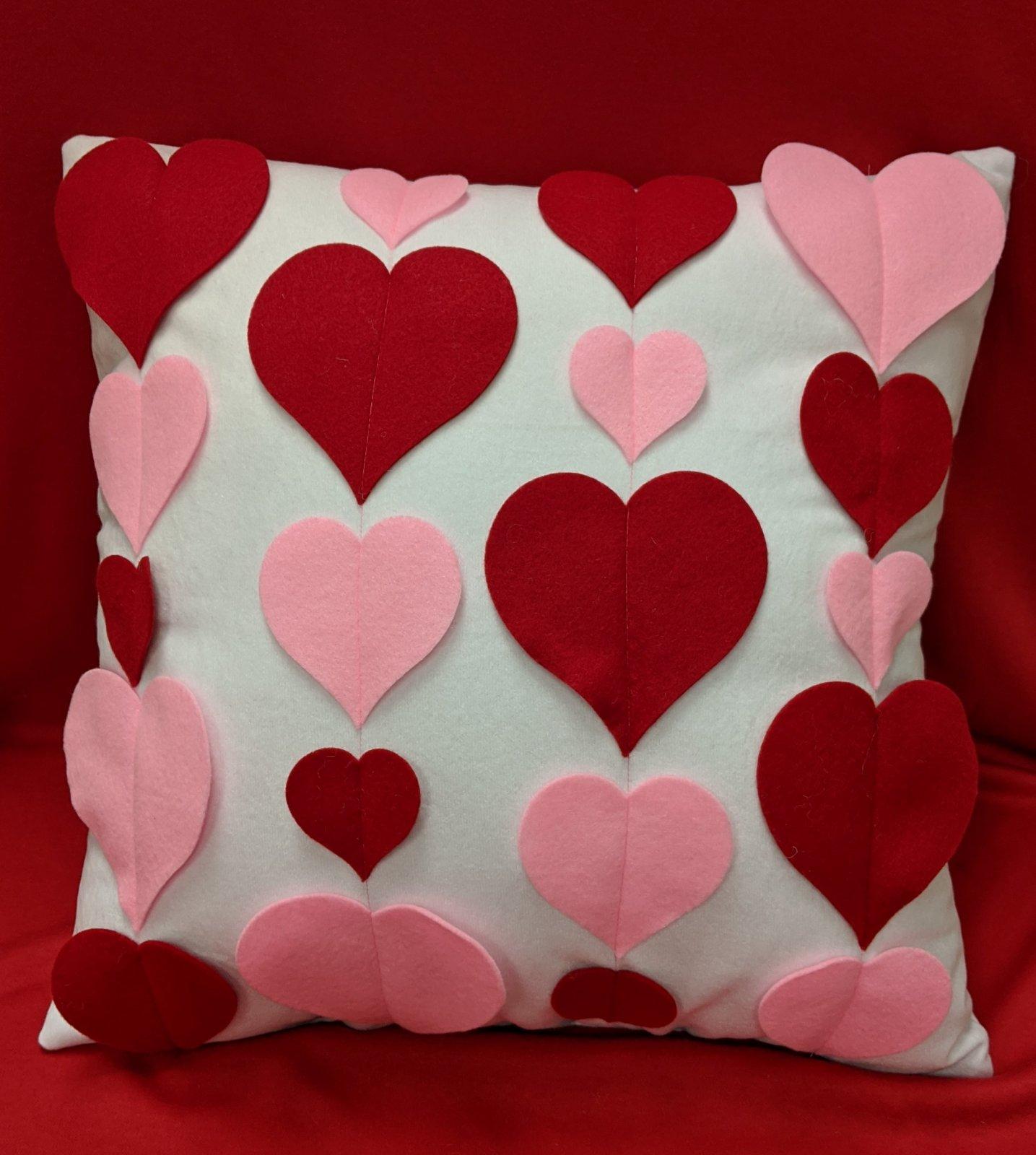 Heartstrings Pillow Kit