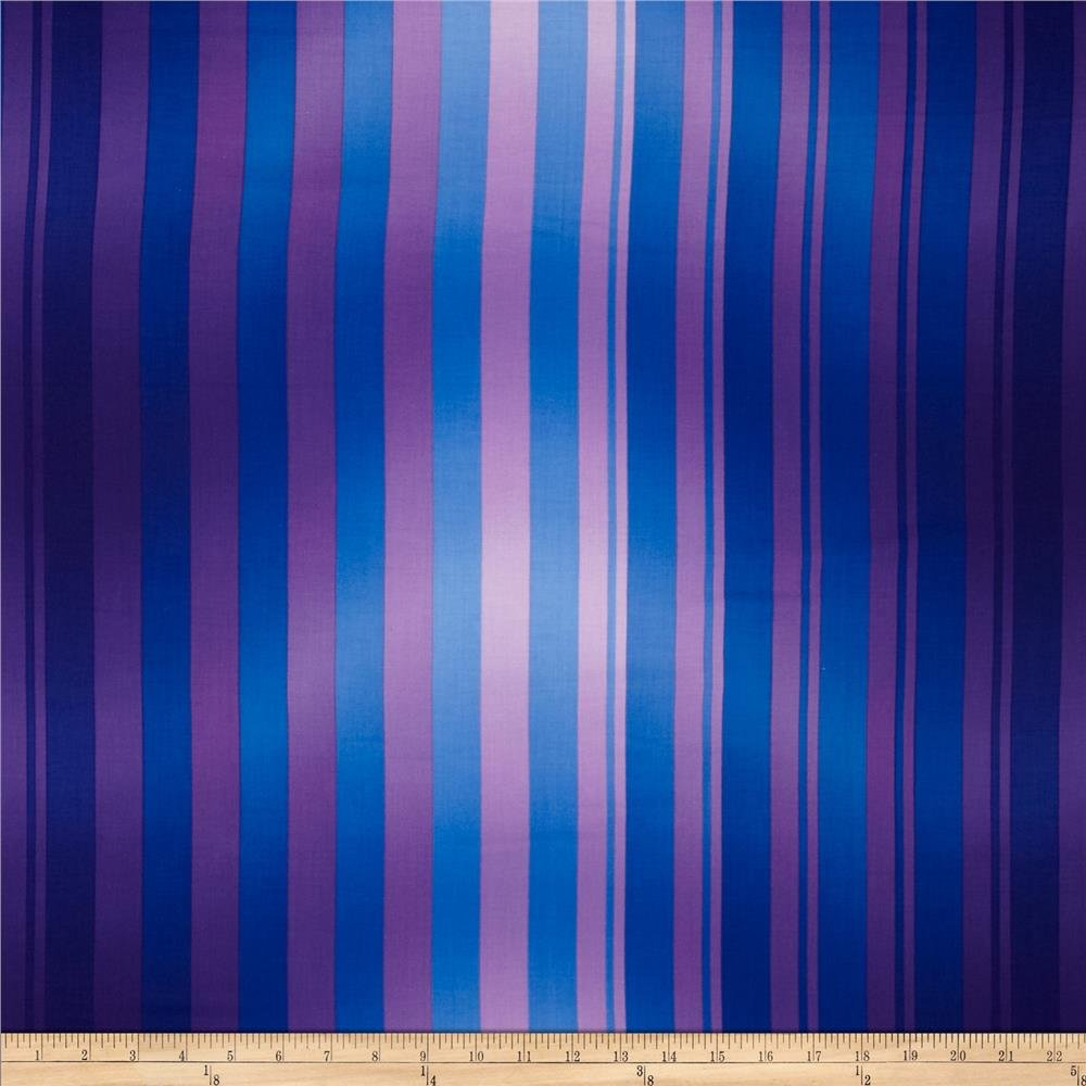 Blue and Purple Stripe