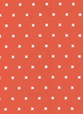 Basics - Plus Signs Orange