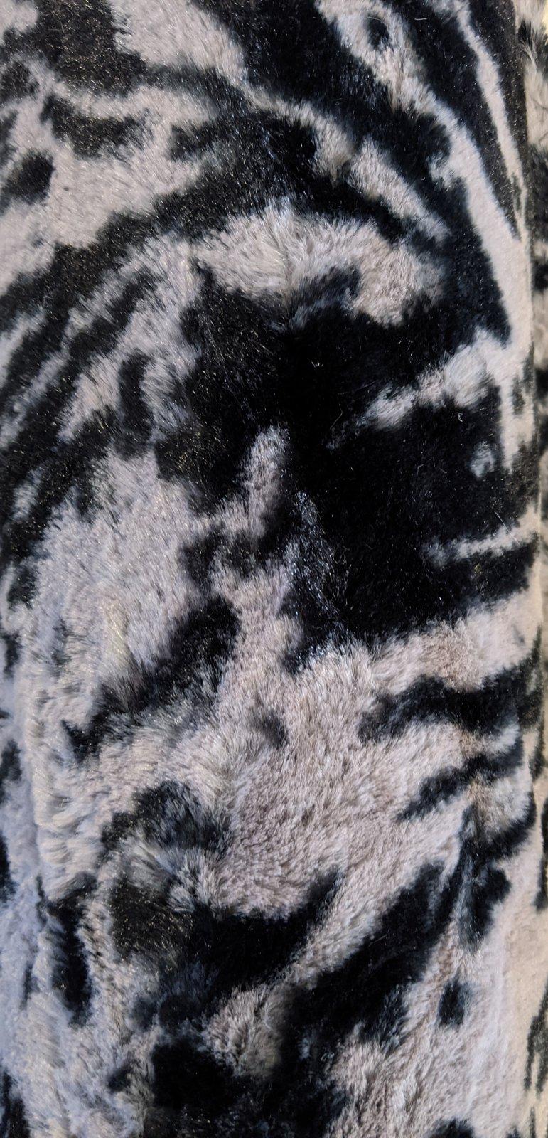Animal Print Gray Multi Softee