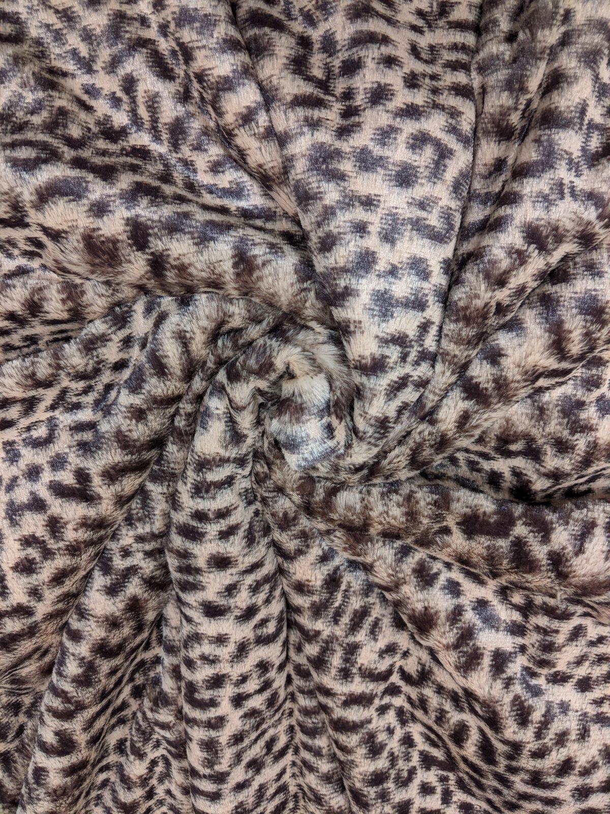 Softee Leopard Tiny