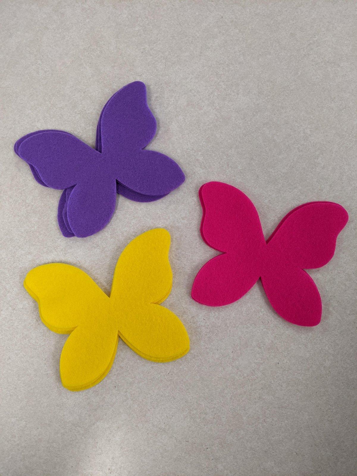 3D Butterfly Pillow Kit