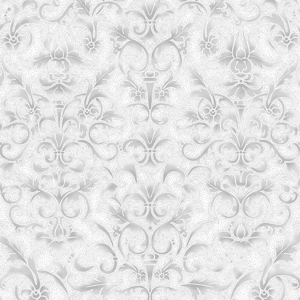 Joyful Traditions Scroll Ice/Silver