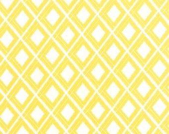 Simply Colorful Yellow Diamonds