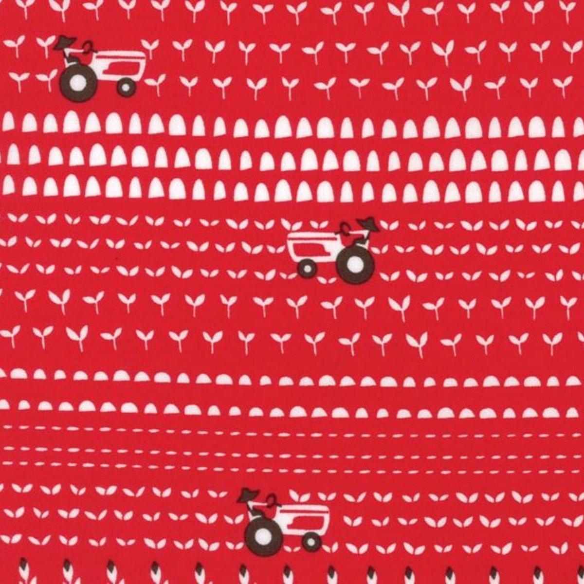 Farm Fun - Tractor Farming Red