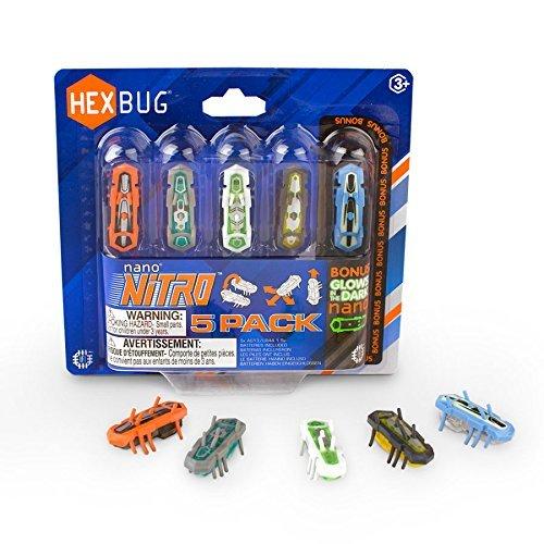 nano Nitro 5 Pack - Hexbug