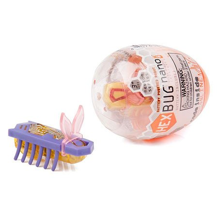 Hexbug Nano Easter Egg - Variety of colors