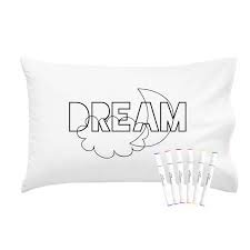 Decorate Your Own DREAM Pillowcase Kit