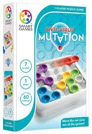Anti-Virus Mutation by Smart Games