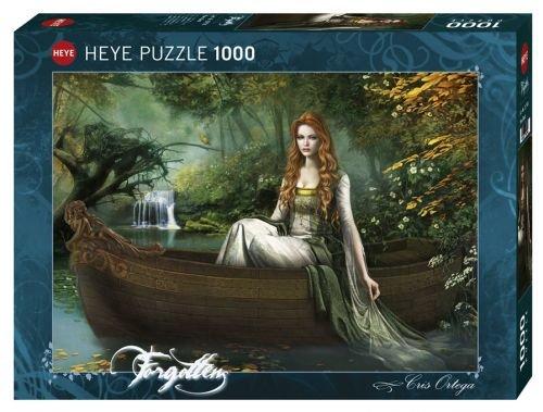Forgotten Heye Puzzle 1000