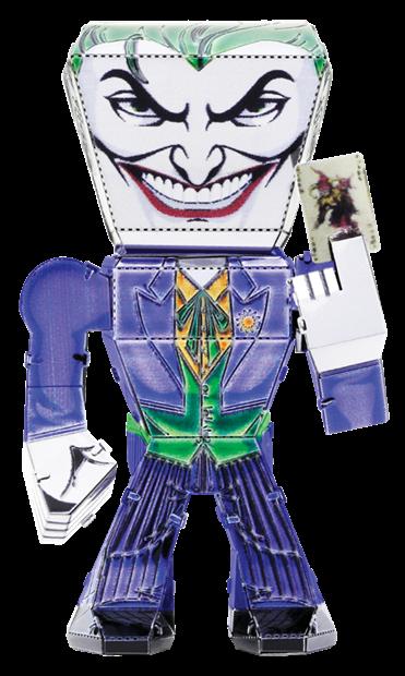 The Joker Justice League Metal Earth