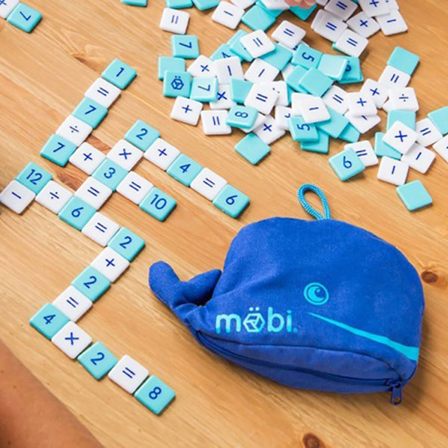 Mobi Math Tile Game