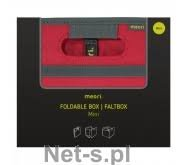 Meori Mini Flat Box Foldable Box RED