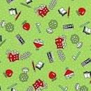 Green Schools - My ABC Book