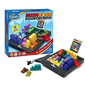 Rush Hour - Think Fun - Puzzle  ages 8 plus
