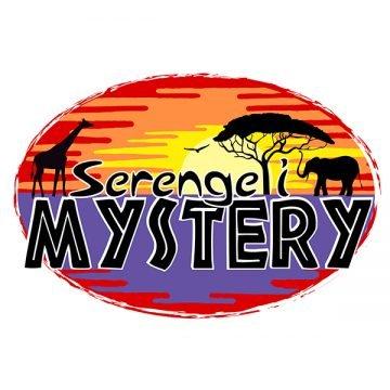 Serengeti Mystery Block of the Month - February - Grunge