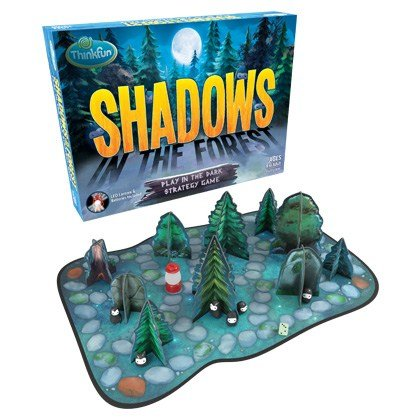Shadows In The Forest -Think Fun