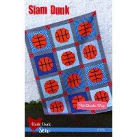 Slam Dunk Basketball Throw Kit (50.5 X 66.5)