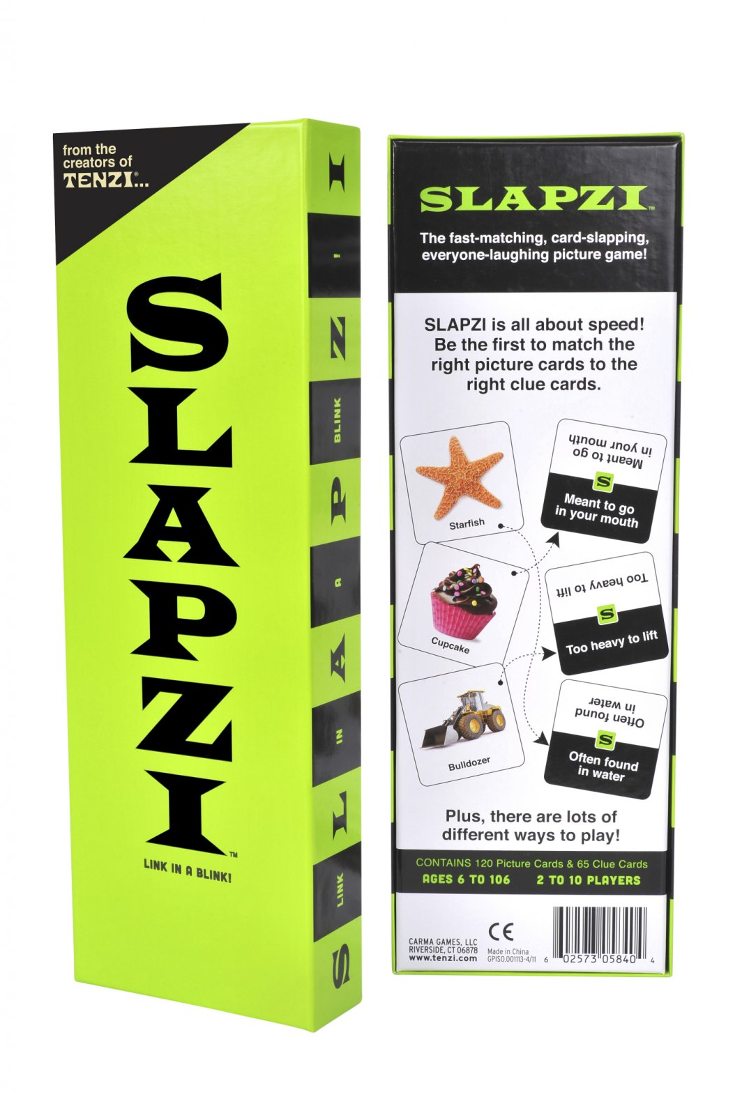 Slapizi by Tenzi  Best Toys for Kids Winner