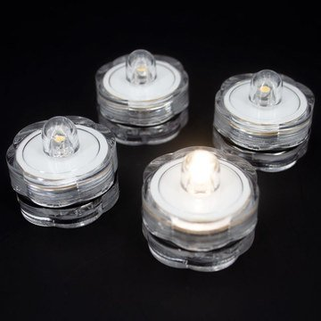 OESD 4 Pack of LED Tea Lights