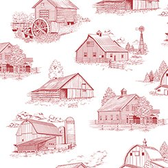 HOMESTEAD RED BARNS