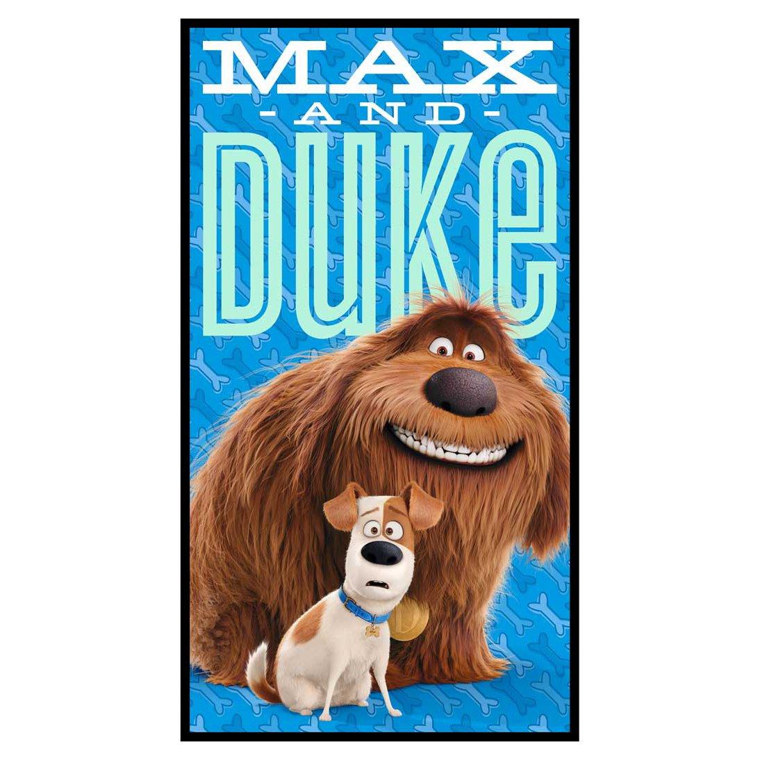 Max and Duke Panel