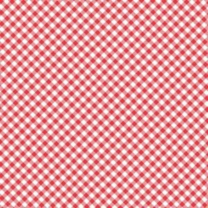 QUILT CAMP RED CHECK