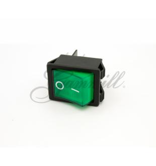 Switch - PNL Rocker - Green