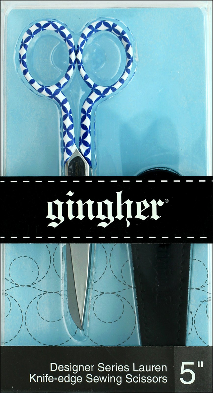 Lauren Knife Edge Scissors 5