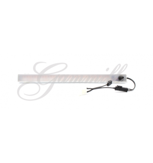 Vivid Light Fixture - Semi Frosted - Handle Bar Only