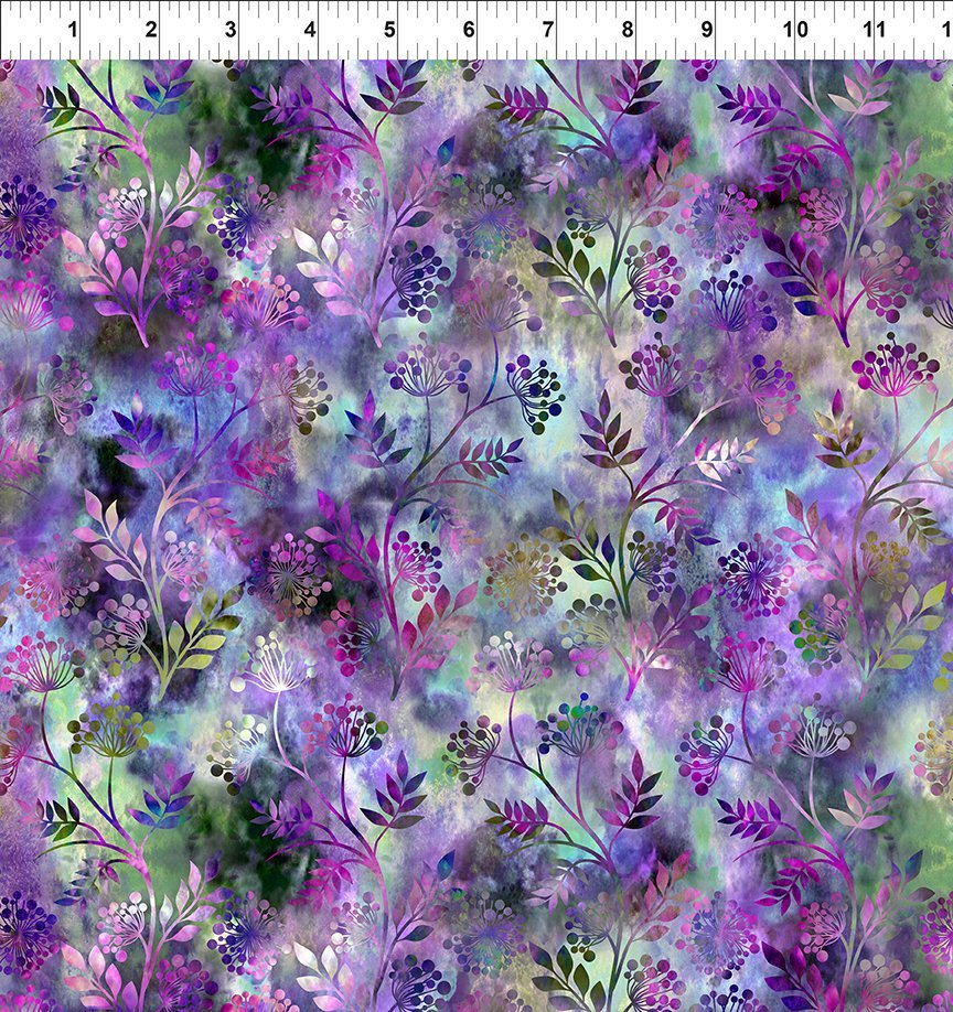 Floragraphix V  - Sprigs - Purple