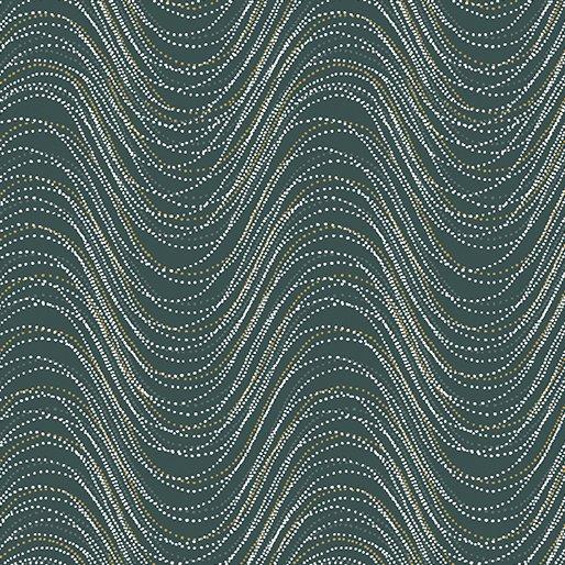 Wind Wave - Teal
