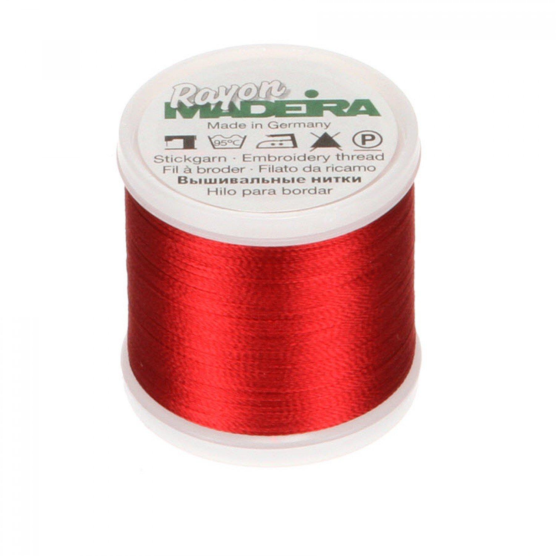 #1039 - Brick Red - Rayon