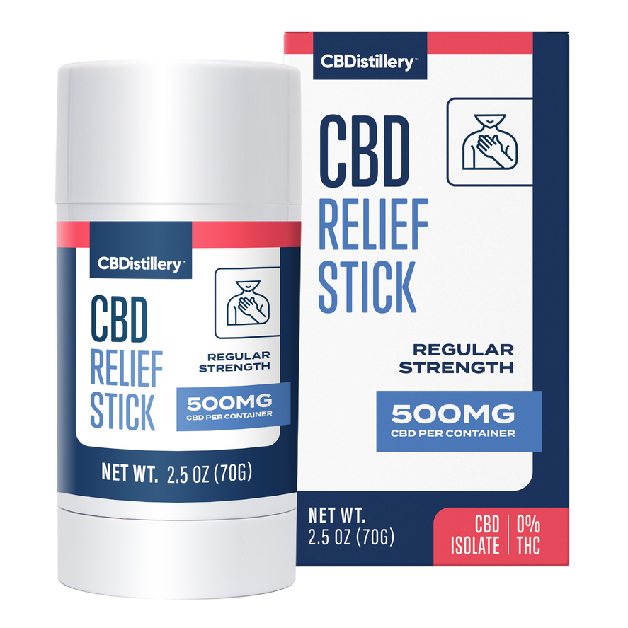 CBDol Muscle Relief Stick - 500mg