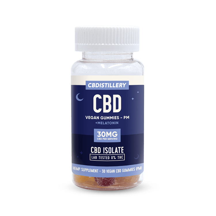 CBD Nighttime Gummies - 30mg - 30 Count
