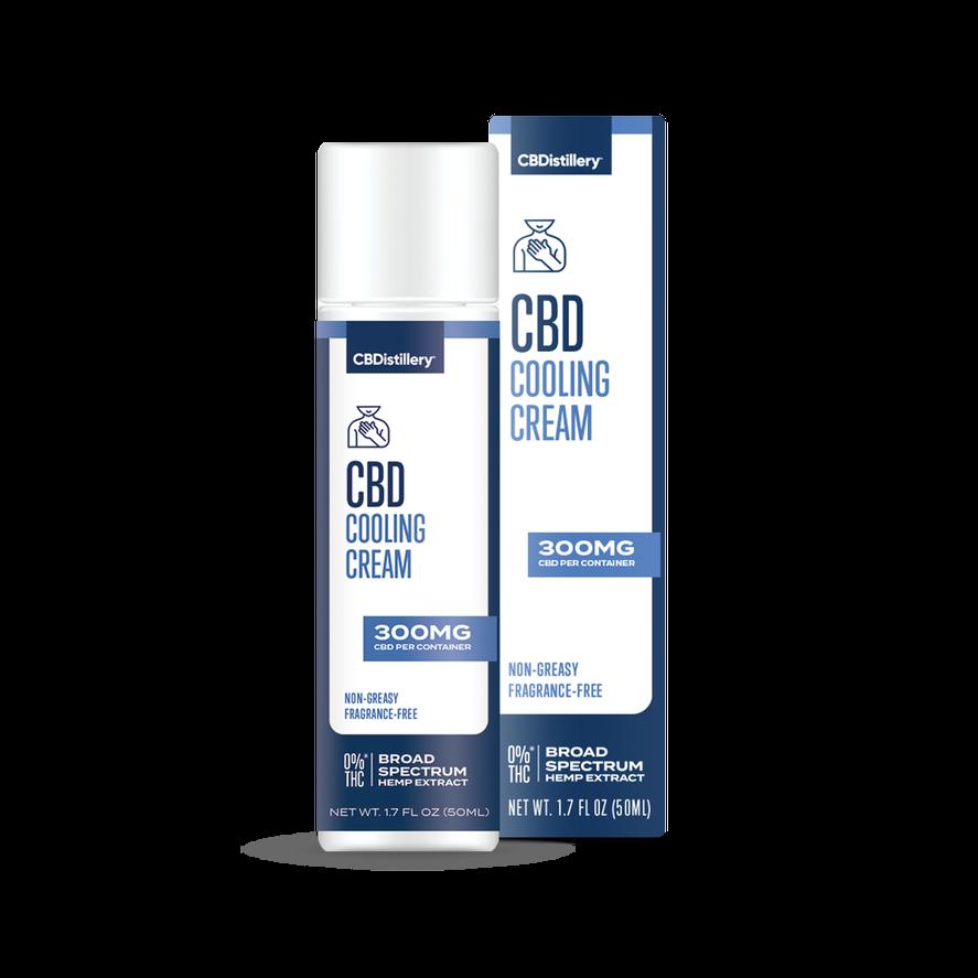 CBD Cooling Cream - 300mg